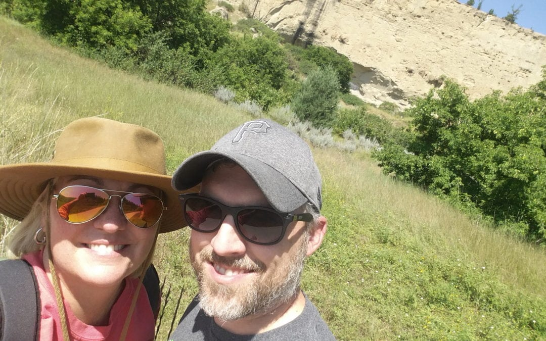 Day 5 – Billings, MT – Montana Santa and the foraging expedition
