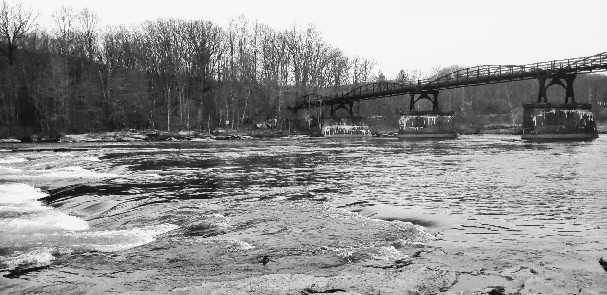Bridge at Ohiopyle State Park